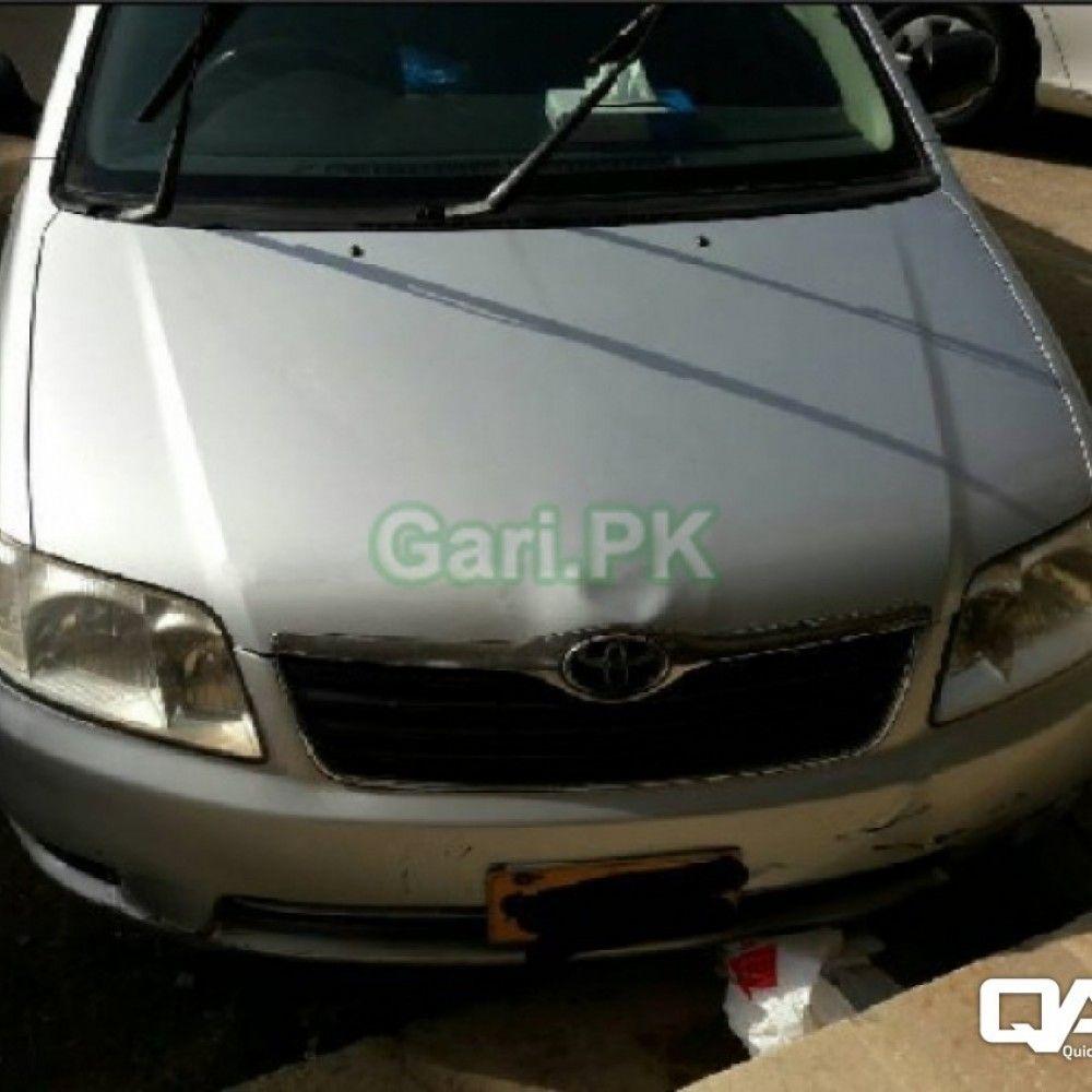 Toyota Corolla 2006 For Sale In Karachi Karachi Buy Sell Quicklyads Pk Toyota Corolla Corolla Toyota