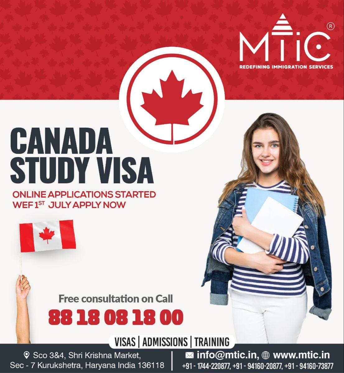 Canada Visa Update By Mtic In 2020 Visa Online Visa Service Canada