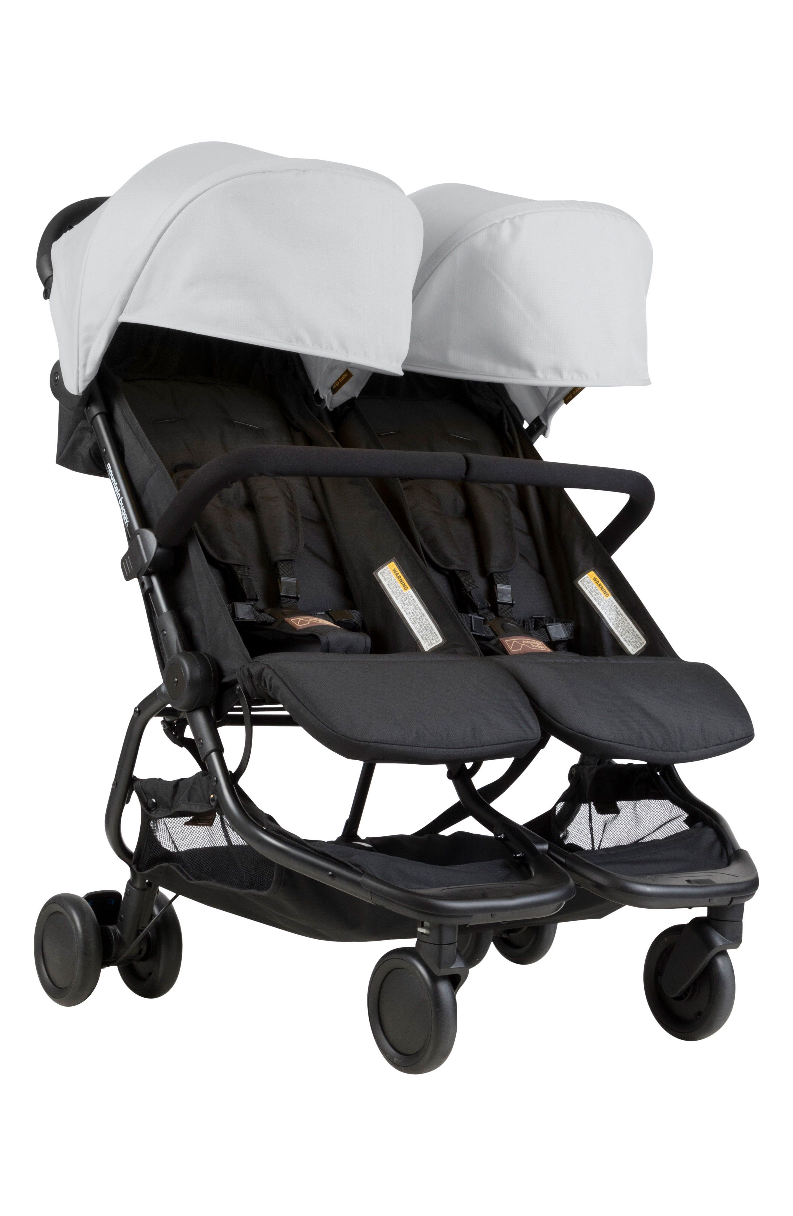 mountain buggy Nano Duo Double Stroller (With images