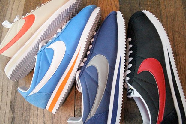 sports shoes 66213 94981 Nike Cortez  an old school way to jog the streets