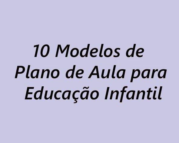 Plano de aula para alfabetização infantil