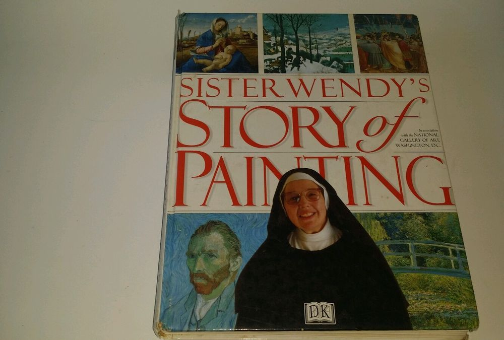 Sister Wendy's Story of Painting, Wendy Beckett, Acceptable Book