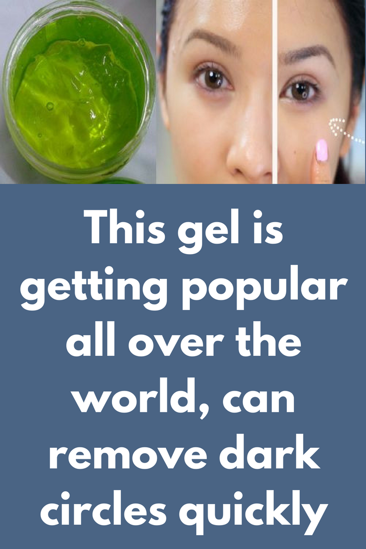 This gel is getting popular all over the world, can remove