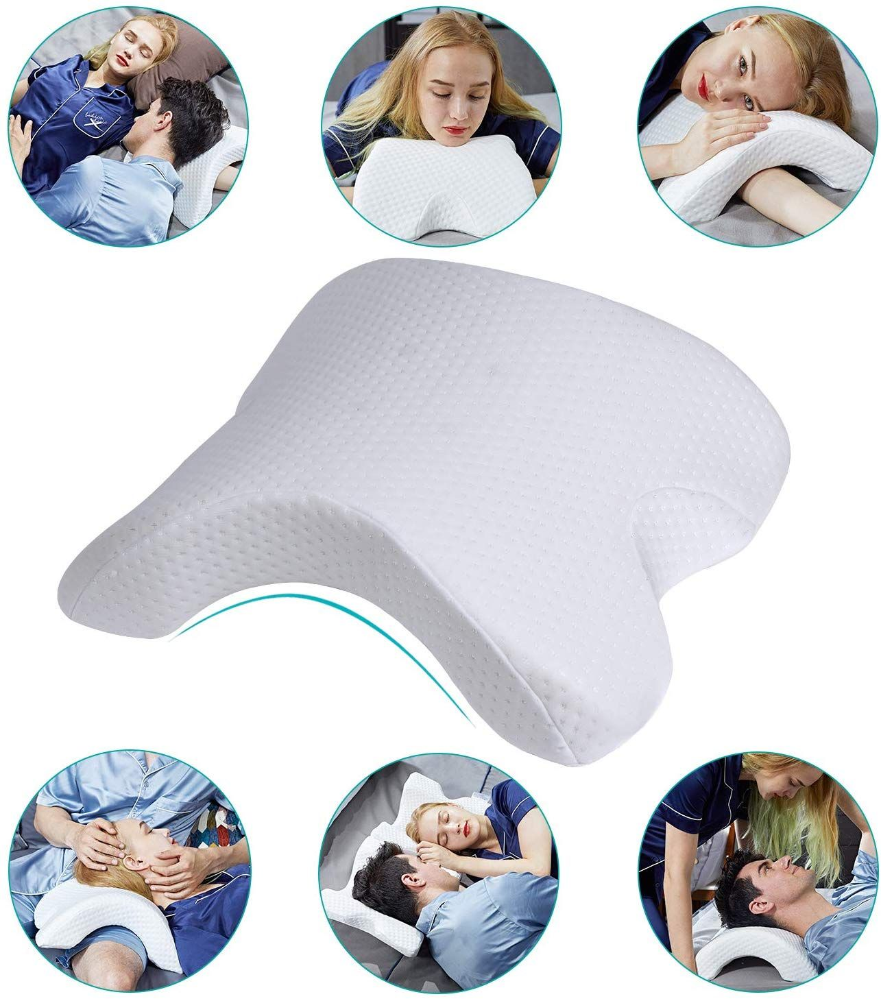 Coodle Pillow: Cuddle Pillow for