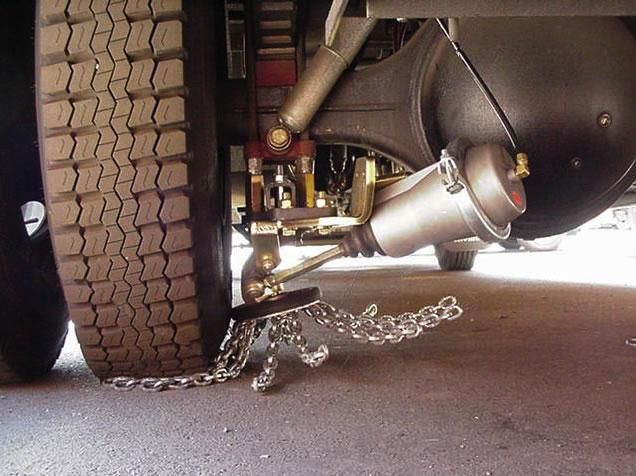Automatic Tire Chains - Snow Chains