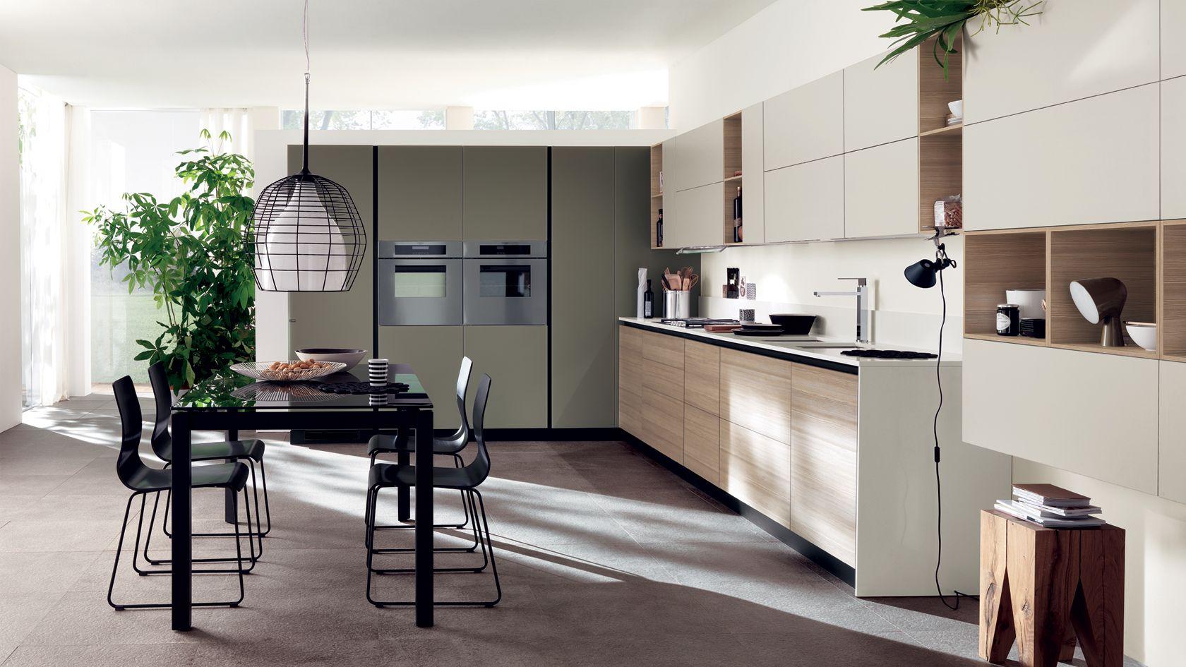 Cucina LiberaMente | Sito ufficiale Scavolini | Cucine Moderne ...