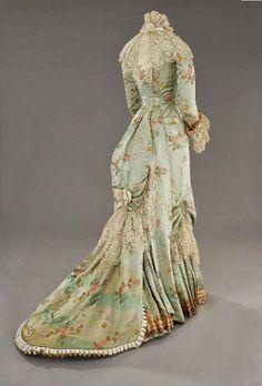 vestidos siglo XIX - Buscar con Google