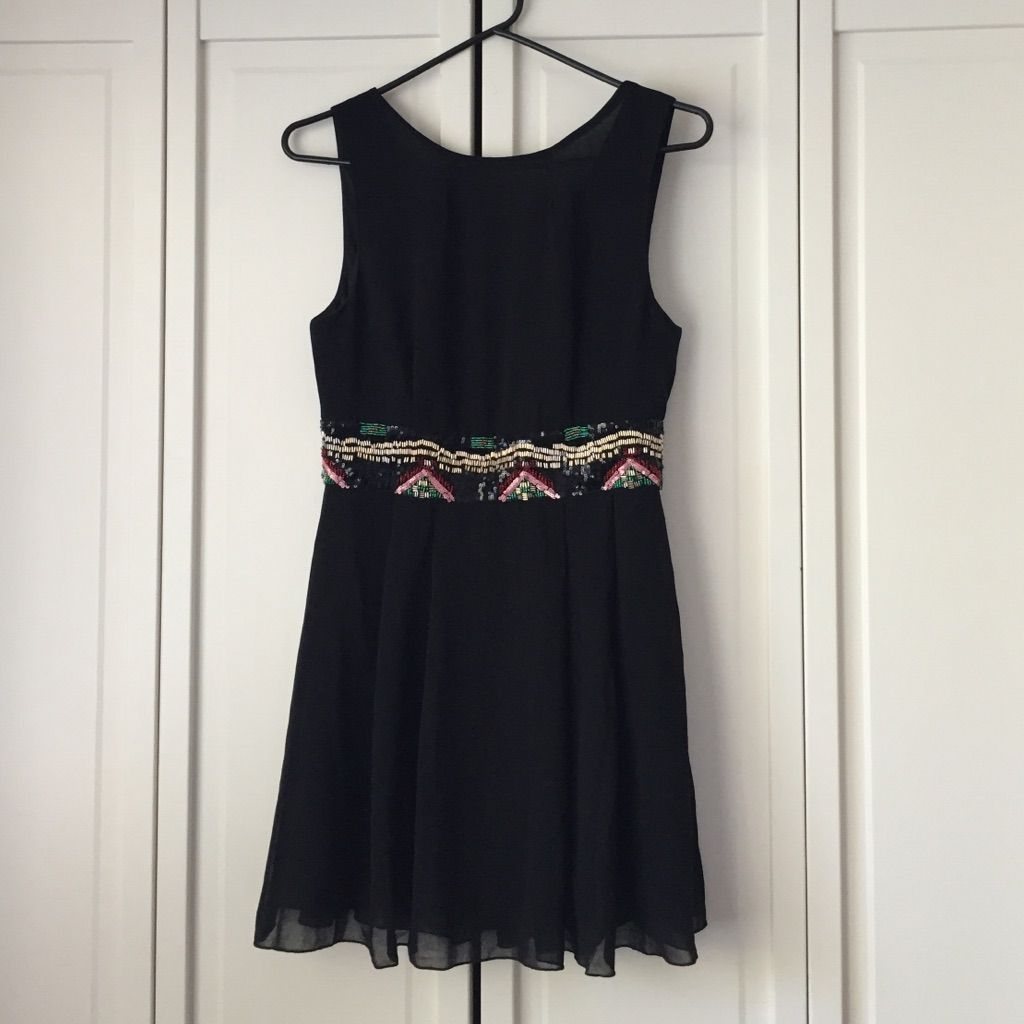 Tfnc london black sequin dress products