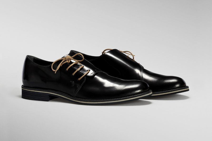 Leather Derby Shoes Spring/summer Tod's ve4oh