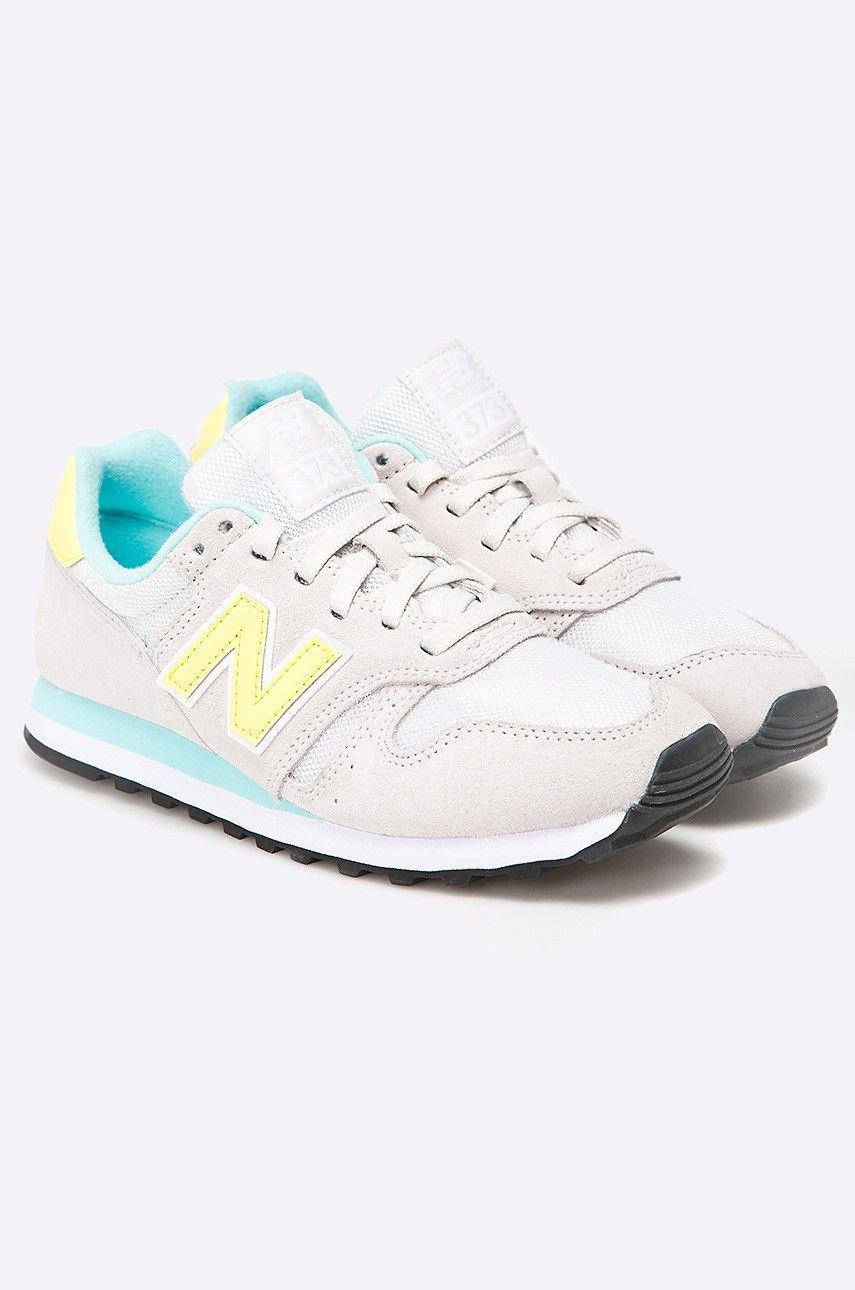 New Balance Buty Wl373gpg New Balance New Balance Sneaker Shoes
