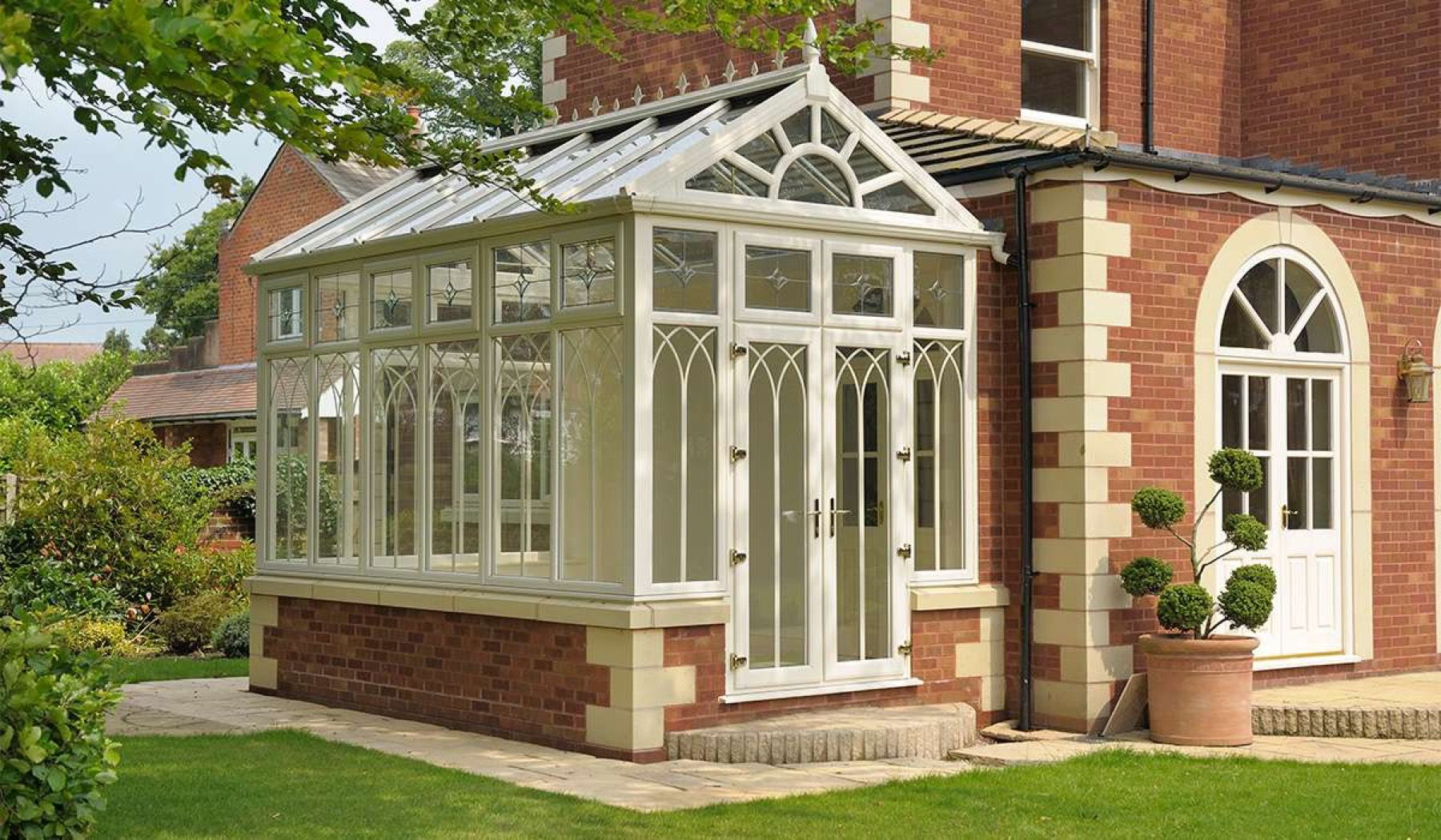 Gable Conservatories At Low Prices In West Yorkshire Conservatory Design Modern Conservatory Conservatory