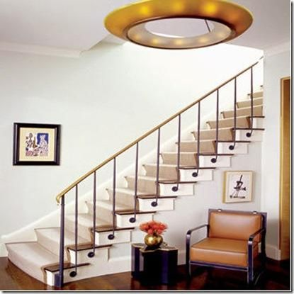 Duplex home design interior stairs staircase pinterest for Duplex house interior designs photos
