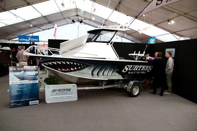Shark Boat Wrap By Onfire Design Www Weareonfire Co Nz Boat Wraps Kayaking Vehicle Signage