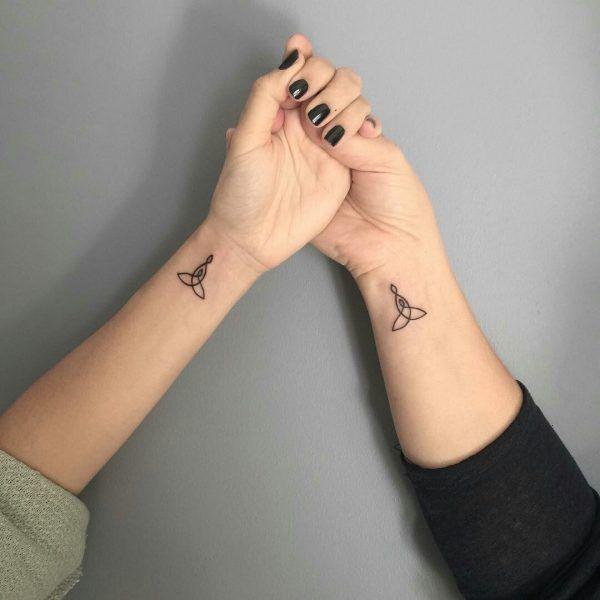 101 Tatuajes De Amor Para Parejas Pequeños Y Originales Tatuajes