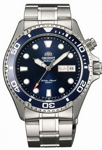 "Automatic ""Ray"" Diver watch EM65009D - Divers from orienthuren.de €149"