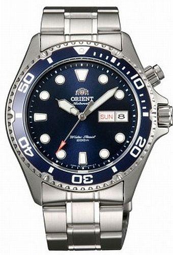 """Automatic """"Ray"""" Diver watch EM65009D - Divers from orienthuren.de €149"""