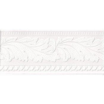Laural White Textured Border by Graham & Brown 93214