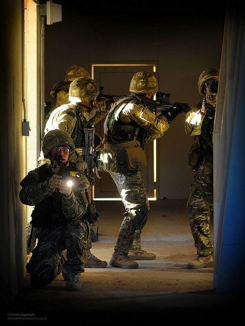 marines modern urban combat