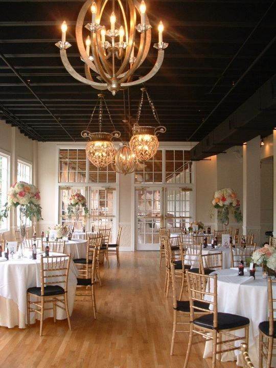 Roswell Mill Club Wedding Reception VenuesReception