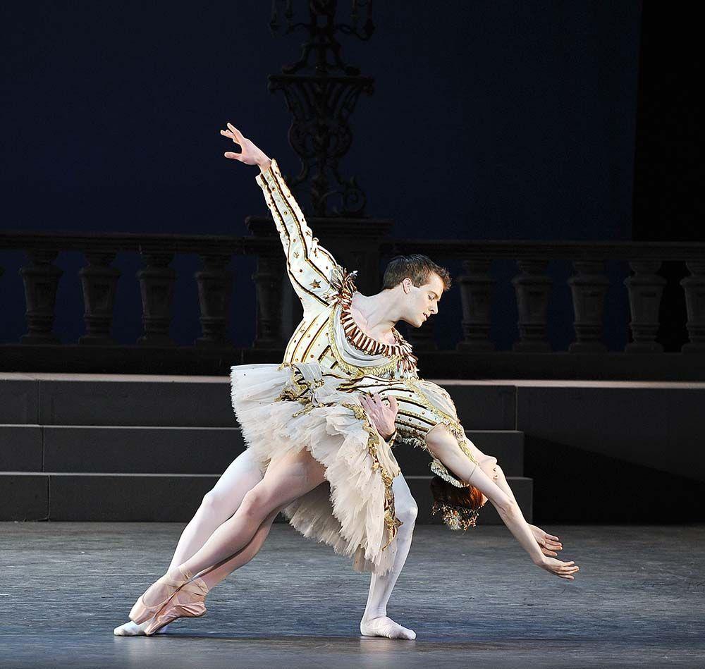 Michaela DePrince is a Sierra Leonean-American ballet