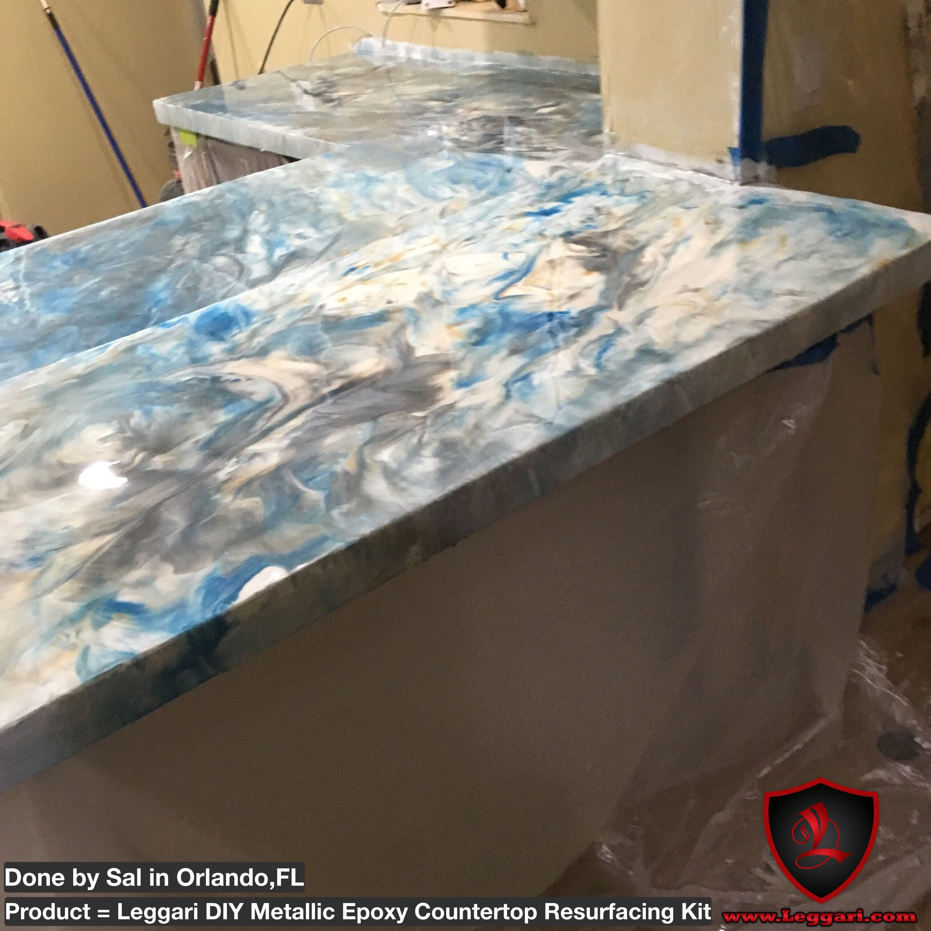 Diy Countertop Coatings You Can Apply Our Products Right On Top