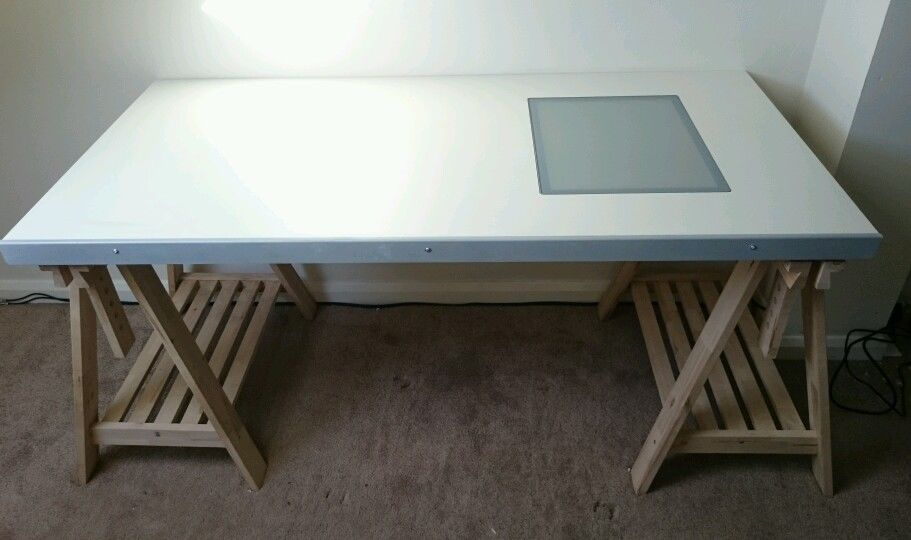 drafting table ikea ikea drawing desk with legs and glass lightbox vika 11330
