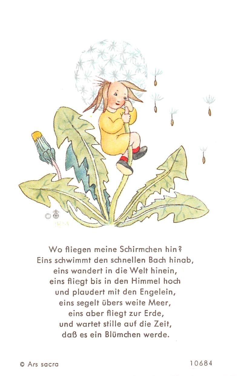 "Fleißbildchen Heiligenbild Gebetbild Ars Sacra Holycard/"" H1911/"""
