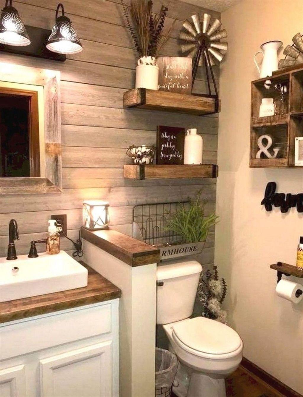 45 Cozy Bathroom Design Decor Ideas