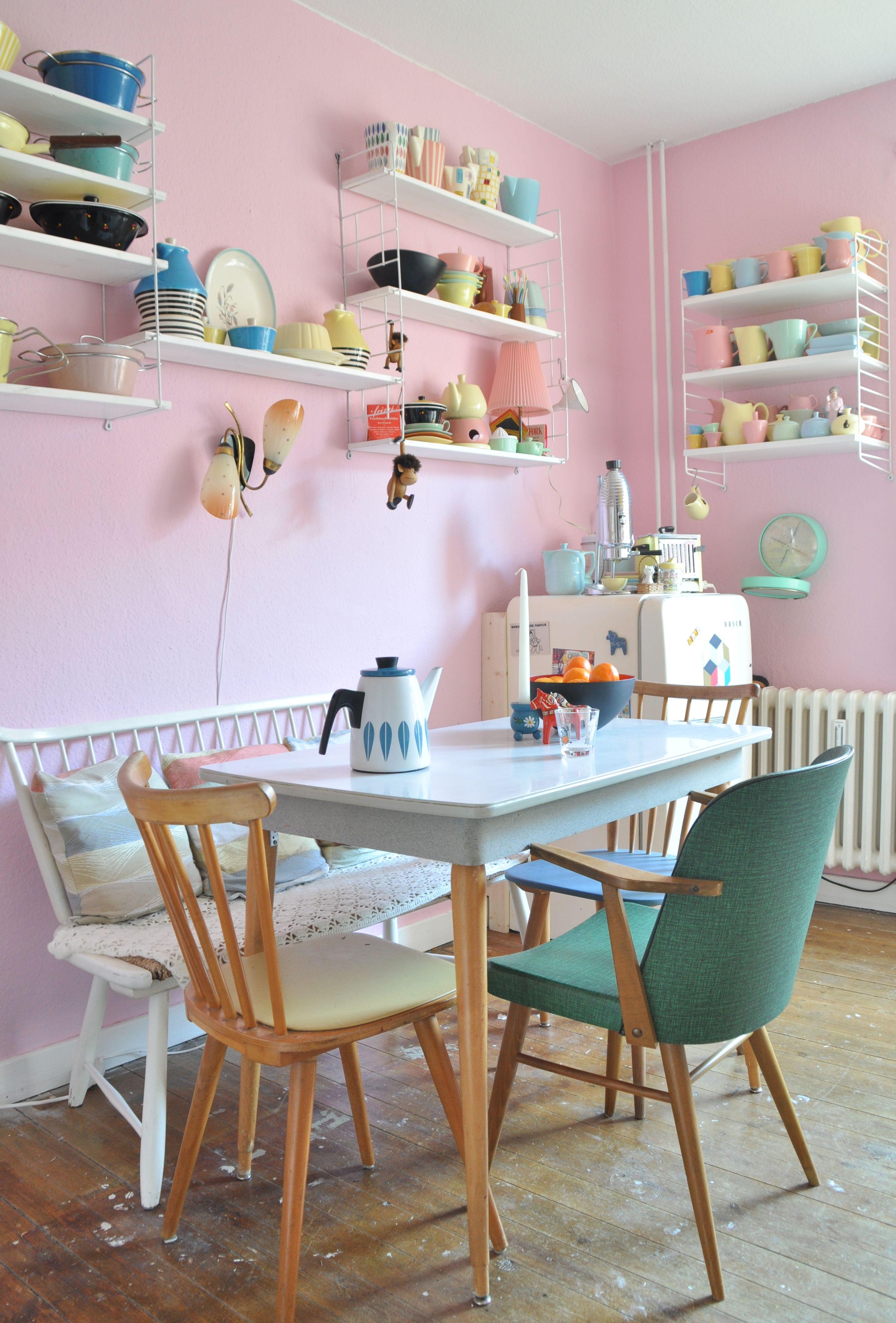 217 vintage dinette sets in reader kitchens | Vintage, Kitchens and ...