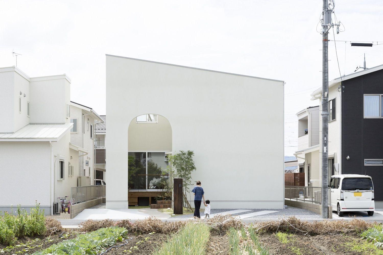 Moderne wohnarchitektur gallery of otsu house  alts design office