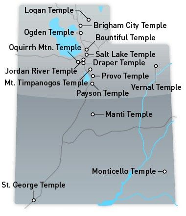Map Of Arizona Lds Temples.Do A Session In All The Utah Temples Bucket List Utah Temples