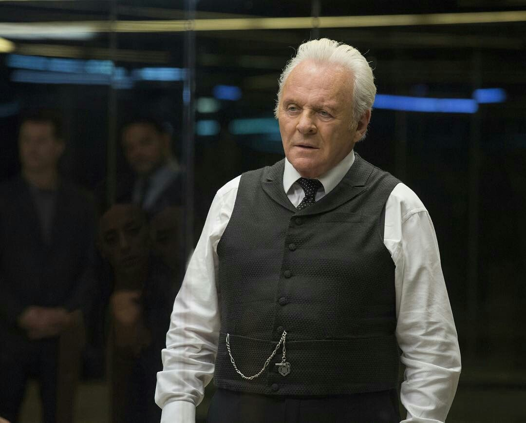 Robert Ford Anthony Hopkins Westworld Westworld Season