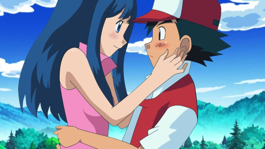 Ash And Dawn Haveing Sex