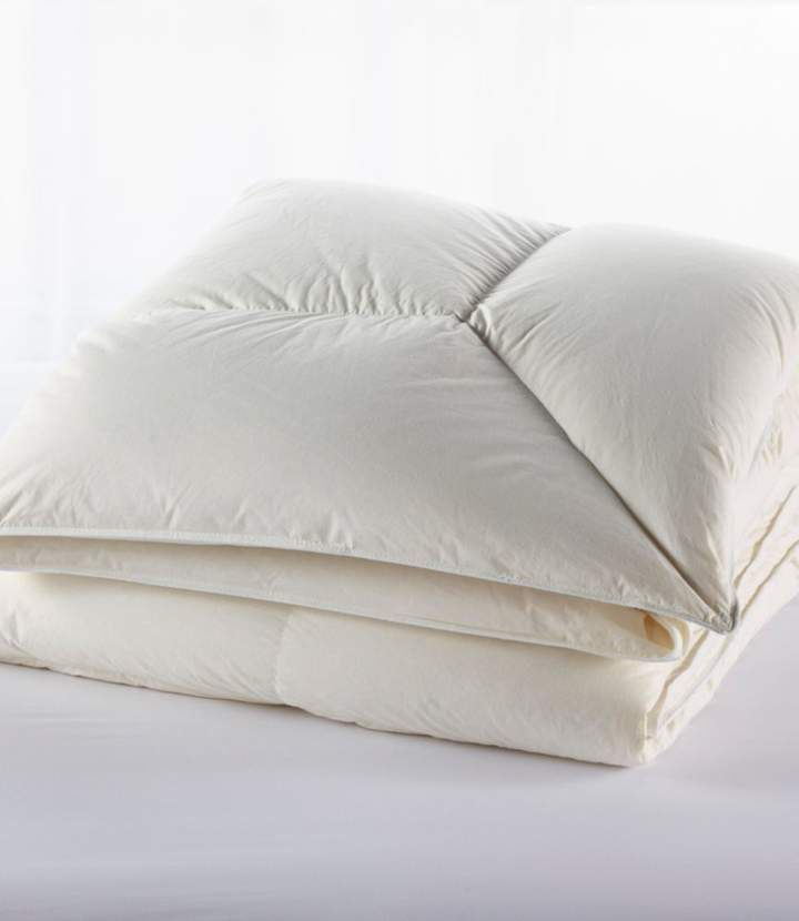 L L Bean L L Bean Permabaffle Box Goose Down Comforter Warm In