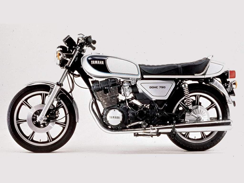 Yamaha Xs750 Yamaha Yamaha Bikes Classic Motorcycles [ 768 x 1024 Pixel ]