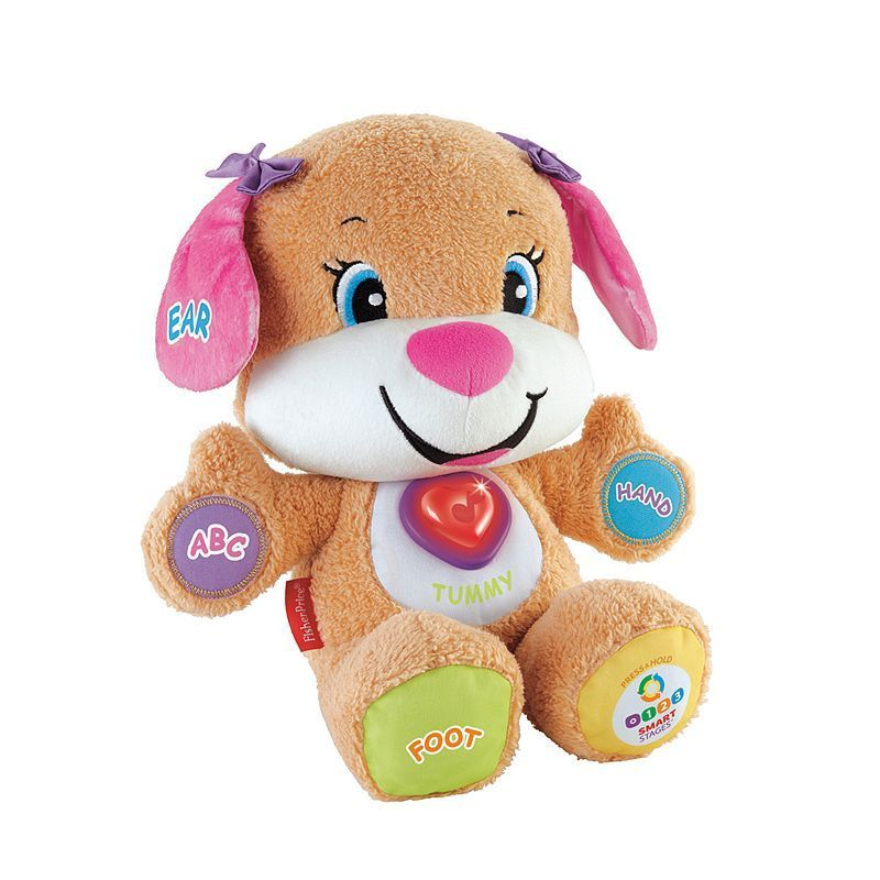 Fisher-Price Laugh & Learn Smart Stages Sis, Multicolor