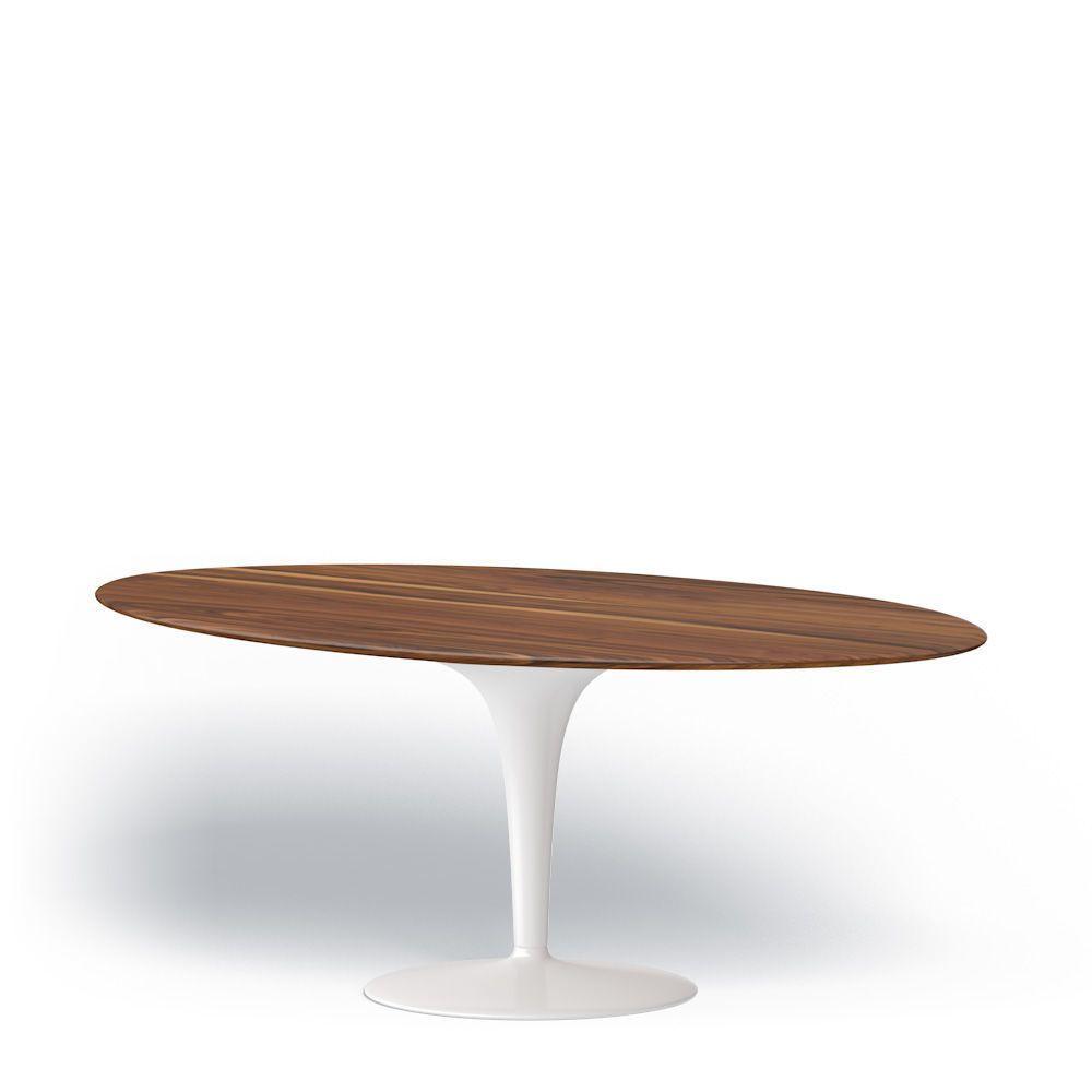 Knoll International Saarinen Esstisch oval 198x121 cm - Tischplatte ...