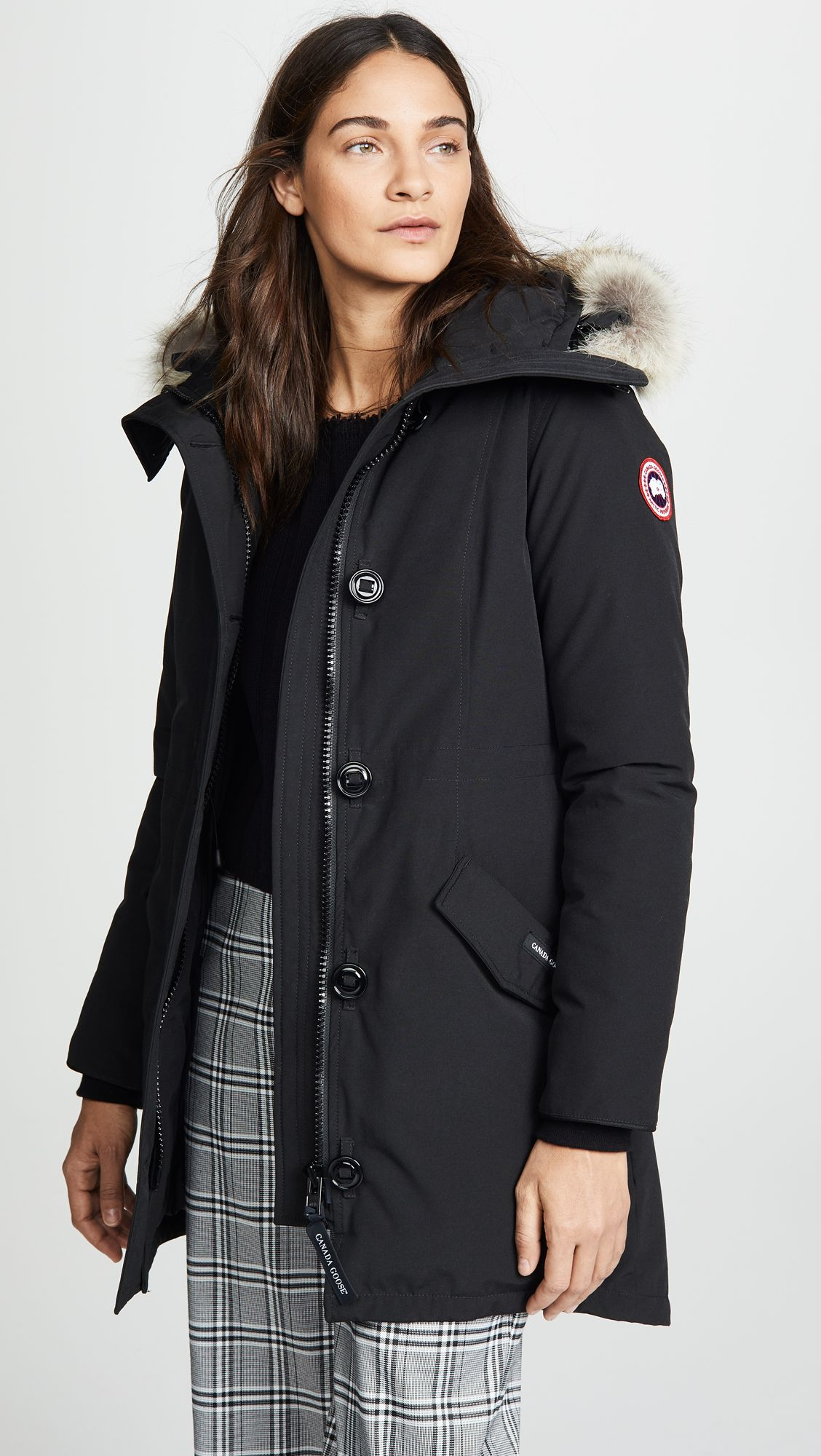 0bc4fbbd2b9 Canada Goose - Rossclair Parka | The 5 Biggest Down & Puffer Trends ...