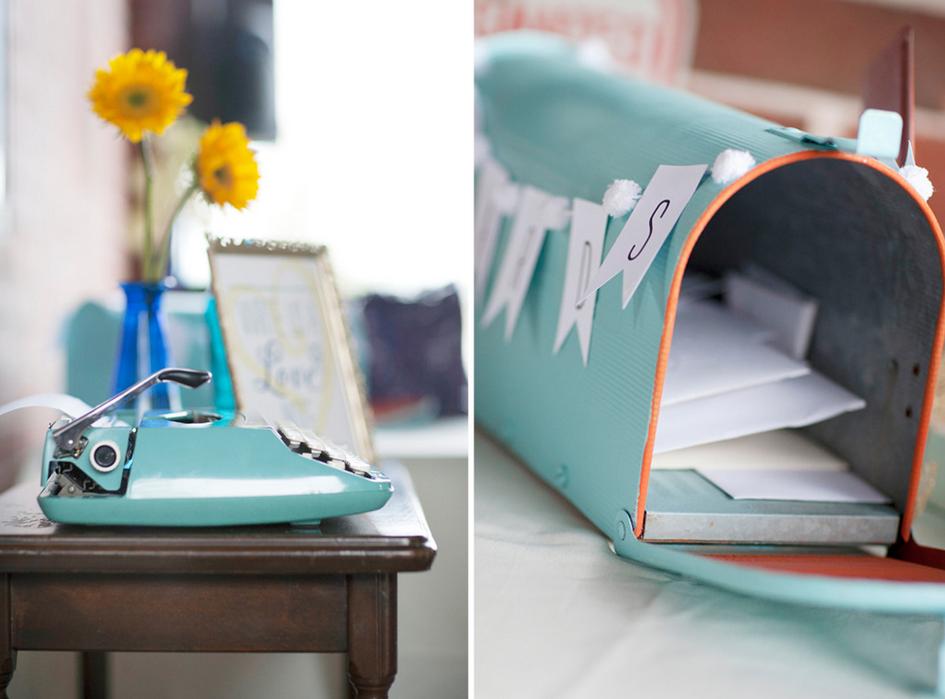 Wedding Mailbox Card Holder: BUY or DIY? | Wedding mailbox, Bridal ...
