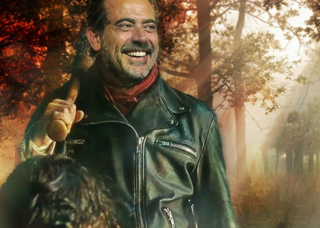 Negan by Carrion