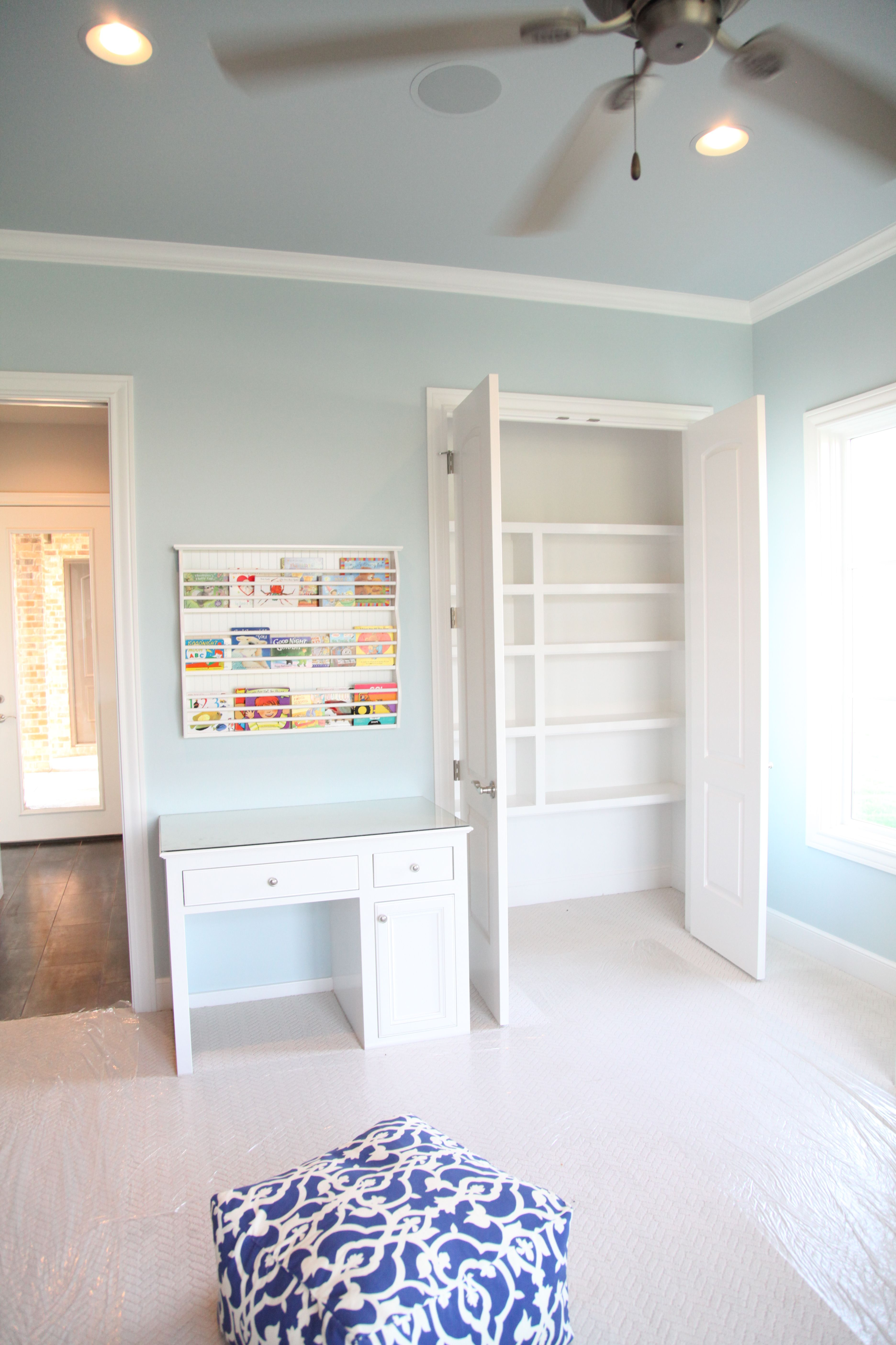 Playroom Color Closet Storage Playroom Paint Colors Playroom Paint Built In Cupboards