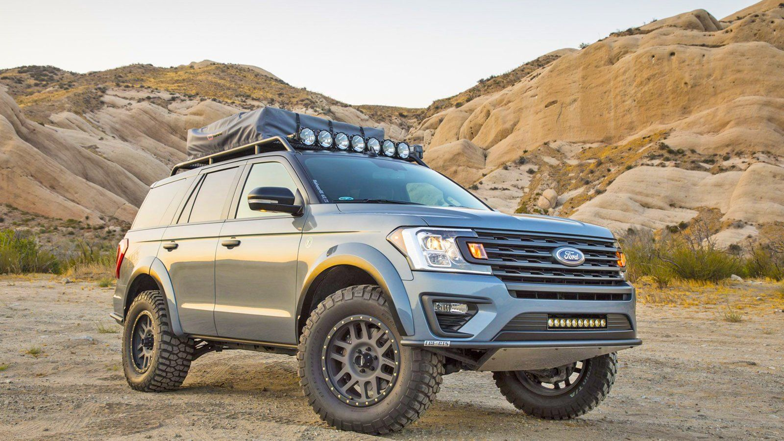 2018 OffRoad Expedition from LGECTS Ford expedition