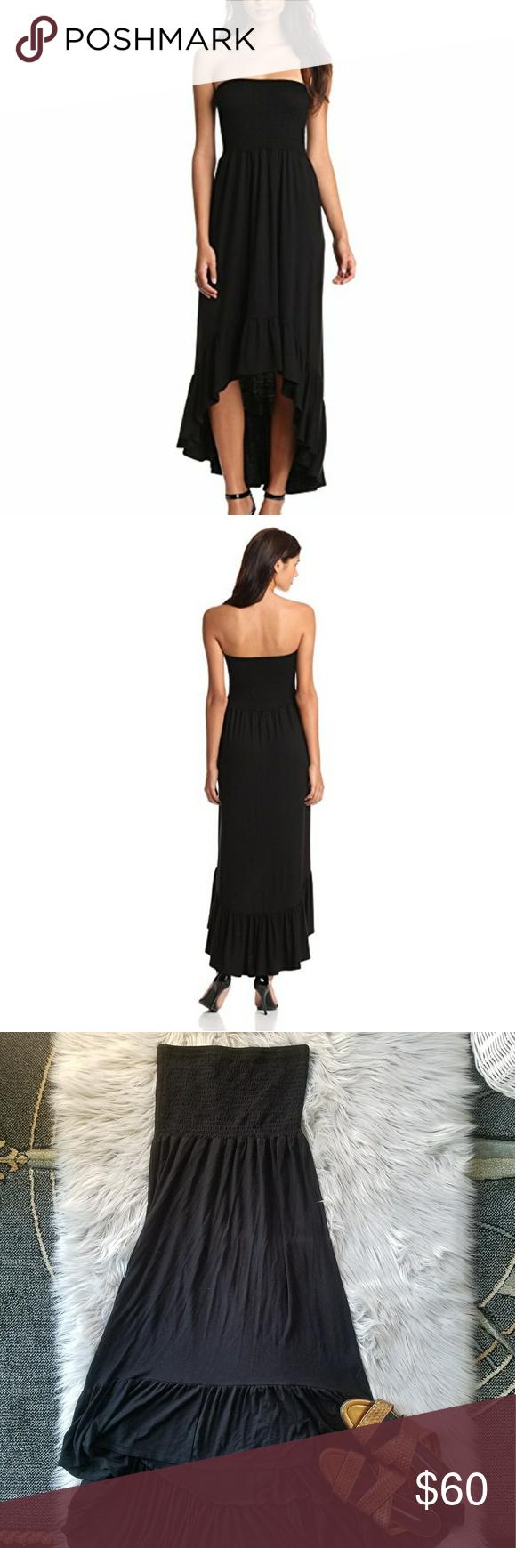 Karen Kane Bandeau Maxi Dress Bandeau Maxi Dress Dresses Karen Kane Dress [ 1740 x 580 Pixel ]