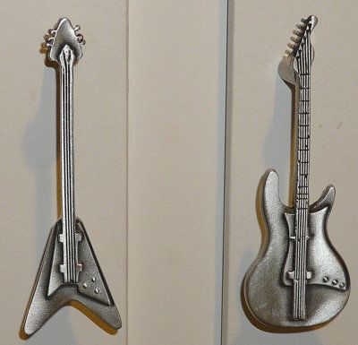 Cool Rocking Guitar Cabinet Pulls by D'Artefax photo - Flo Hendry ...