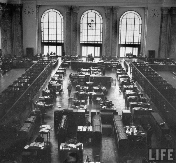 1941 Banco De La Republica Oriental Del Uruguay Casa Central
