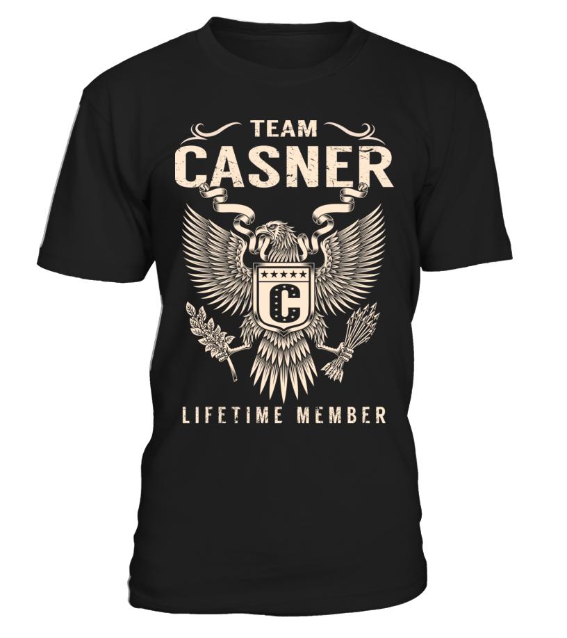 Team CASNER - Lifetime Member