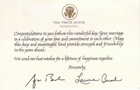 Anniversary card from the obama white house already requested anniversary card from the obama white house already requested m4hsunfo