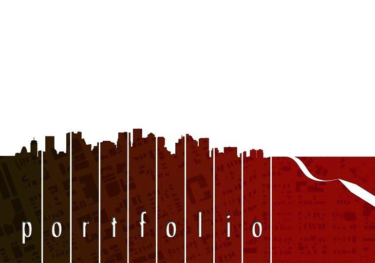 design portfolio cover page hola klonec co
