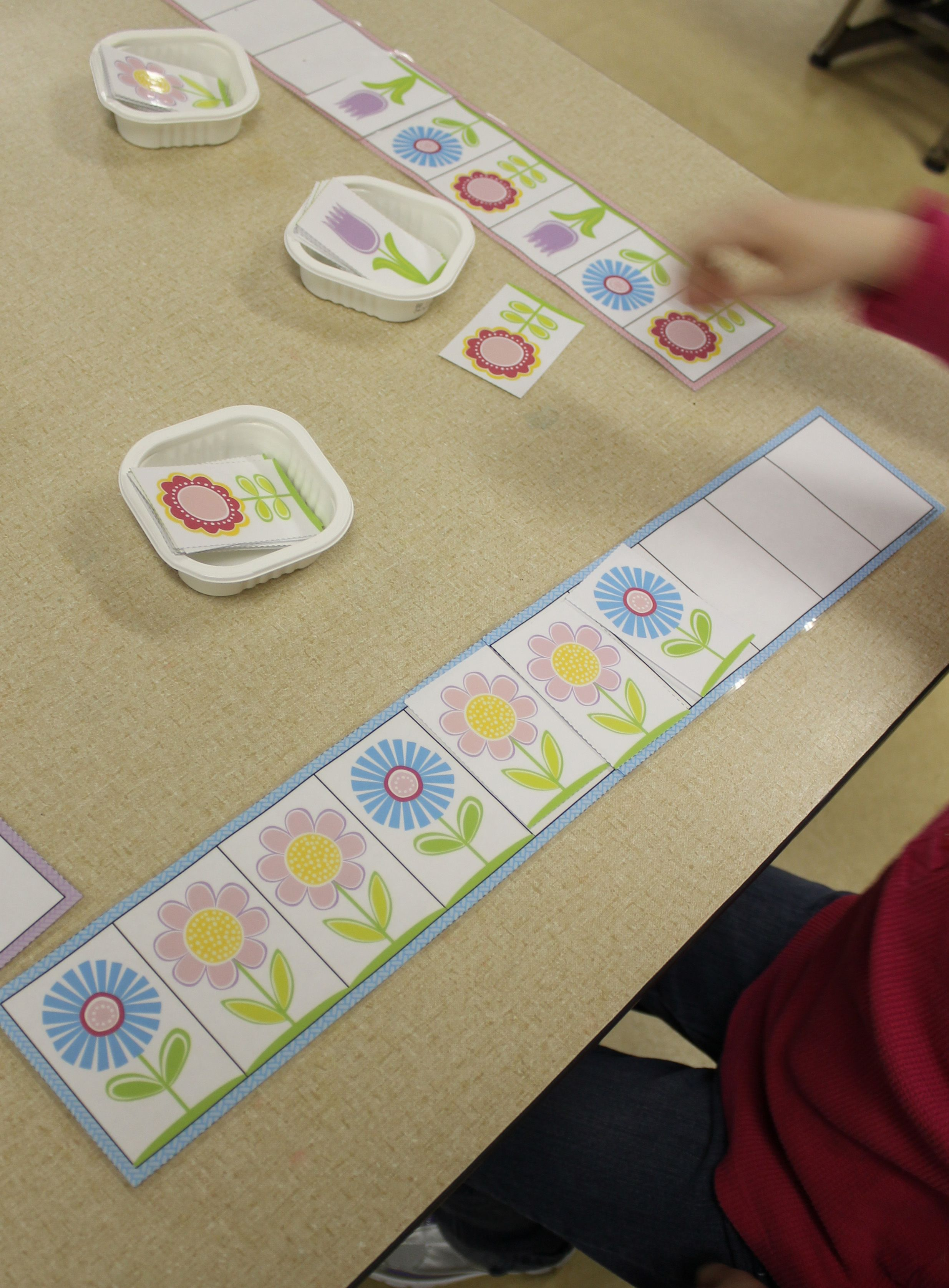 Flower Power Patterns For Preschool And Early Childhood