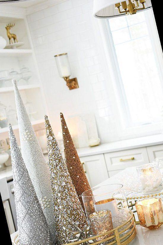 36+ Elegant Christmas Kitchen Decorating   Christm